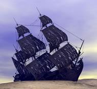 A Ship.