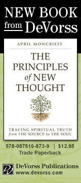 Book ad The Principles of New Thought