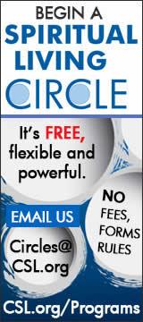 Spiritual Living Circle Ad.