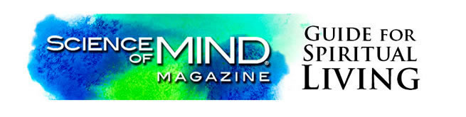 Sceince of Mind Magazine Newsletter Banner.