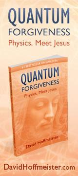 Quantum Forgiveness Ad.