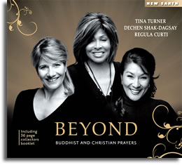 CD Cover Beyond