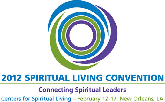2012 Spiritual Living Conention Logo