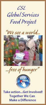 Global Services Food Project